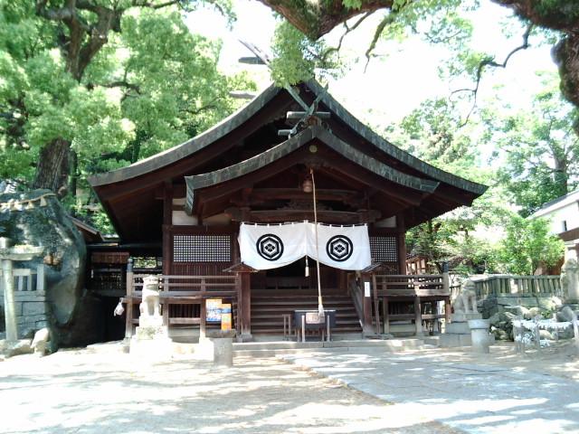 広島県尾道(かみちゅOP神社)