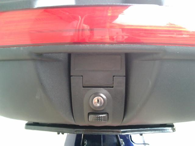 バイクボックス鍵