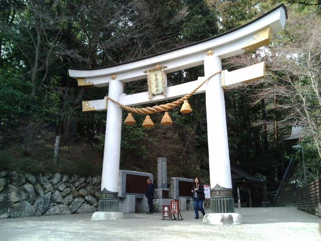 宝登山神社1