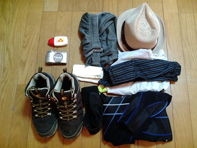 富士山準備2