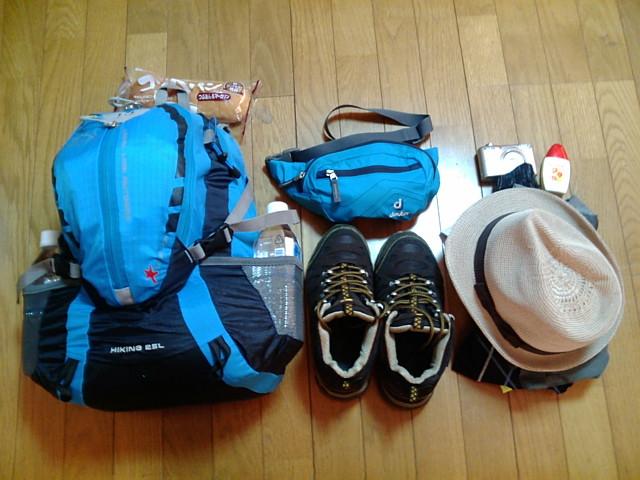 富士山準備1