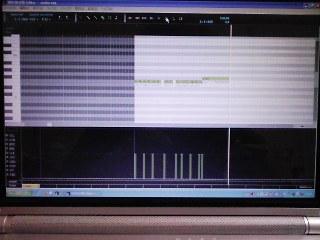 VOCALOID画面