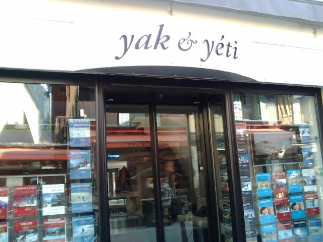 yak&yeti