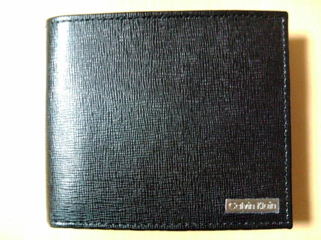 CalvinKlein二つ折り財布