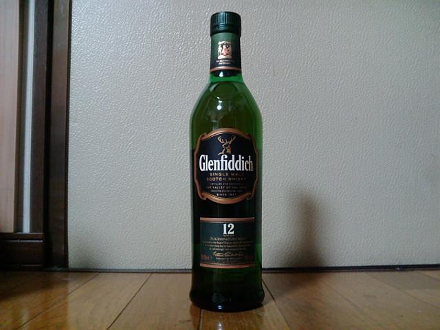 グレンフィディック12年