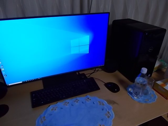自室パソコン