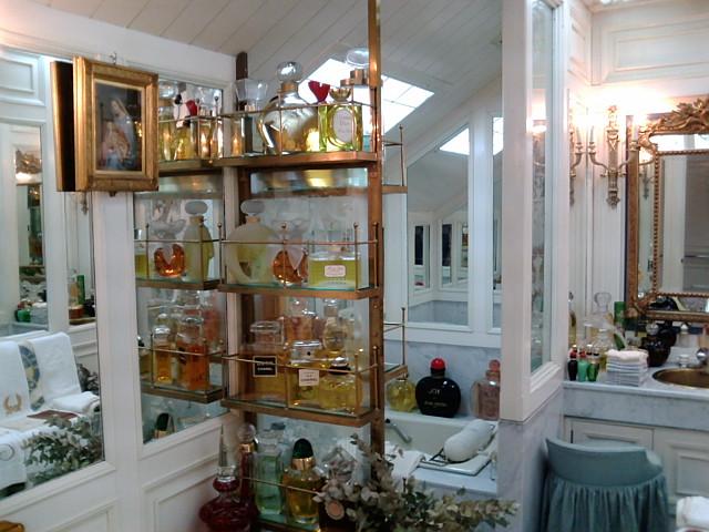 香水の部屋
