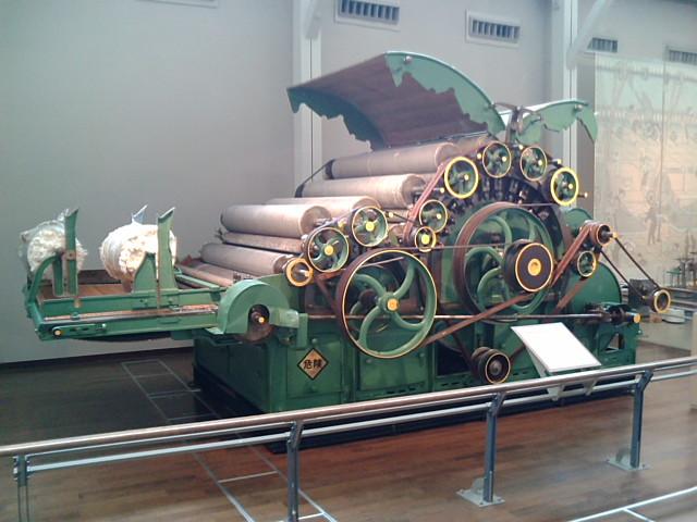 織物機械3