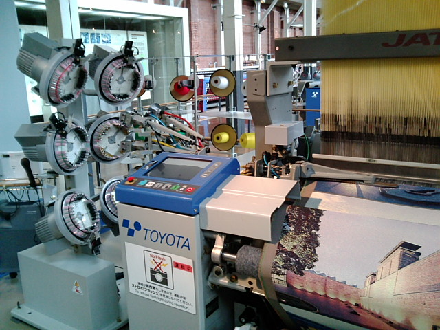 織物機械5