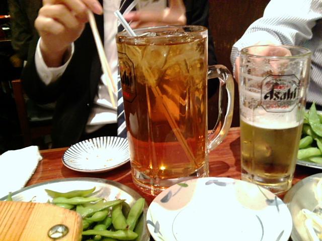ウーロン茶(バカ)