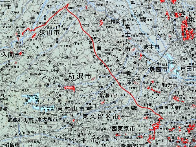 石神井ルート