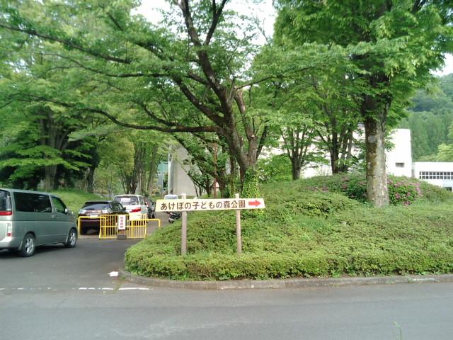 あけぼの子供の森公園1