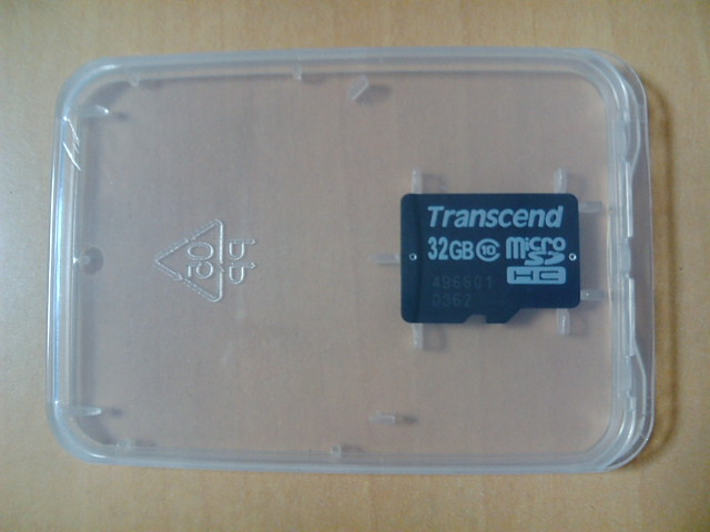 TS32GUSDC10(32GB)