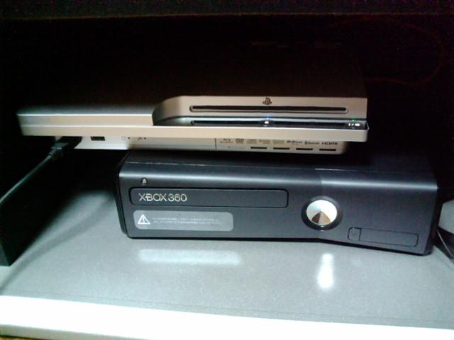 PS3とXbox360