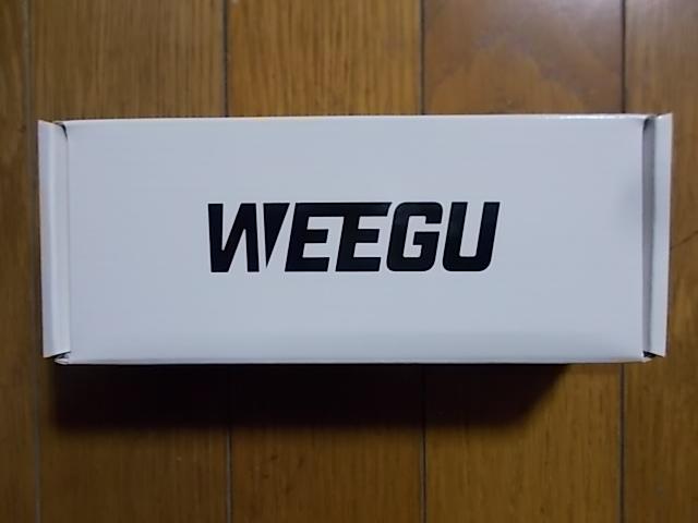 WEEGUブルーライトカットメガネ箱