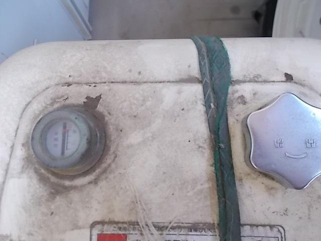 乾燥機燃料口