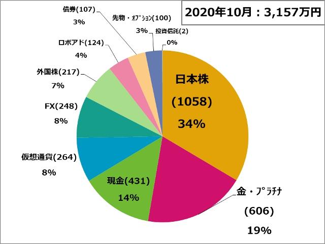 資産状況201001