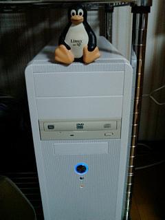 Ubuntu Linuxデスクトップマシン