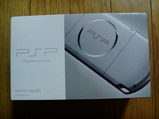 PSP-3000外箱