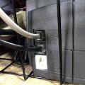 回線のサージ保護ポート