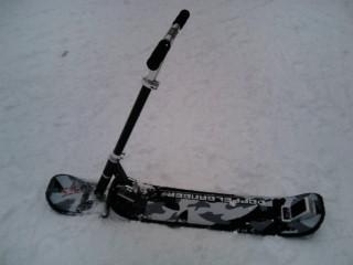 スノースクーター SS-3